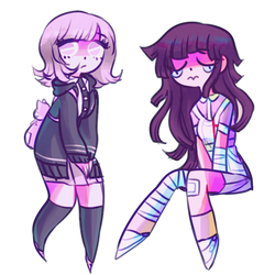 girls by dollieguts
