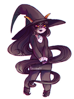 witch by dollieguts