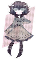 its like a jacket but also a dress by dollieguts
