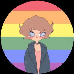 He Rainbow by dollieguts