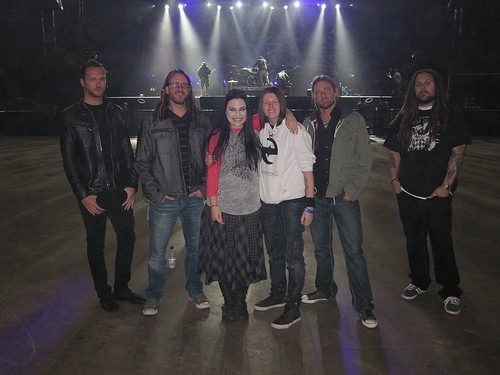 evanescence meet and greet