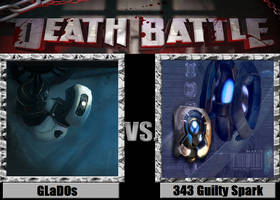 Death Battle idea GLaDOs vs 343 Guilty Spark