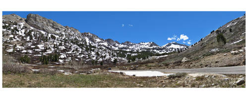 Lamoille Canyon Panorama by Caligari-87