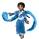 Katara Sprite by Valsheress