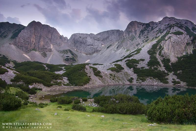 Sinanitza Peak by tangratannakra