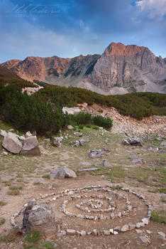 Momin peak, Pirin mountain