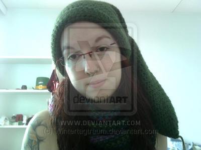 Zelda - Link's hat WIP