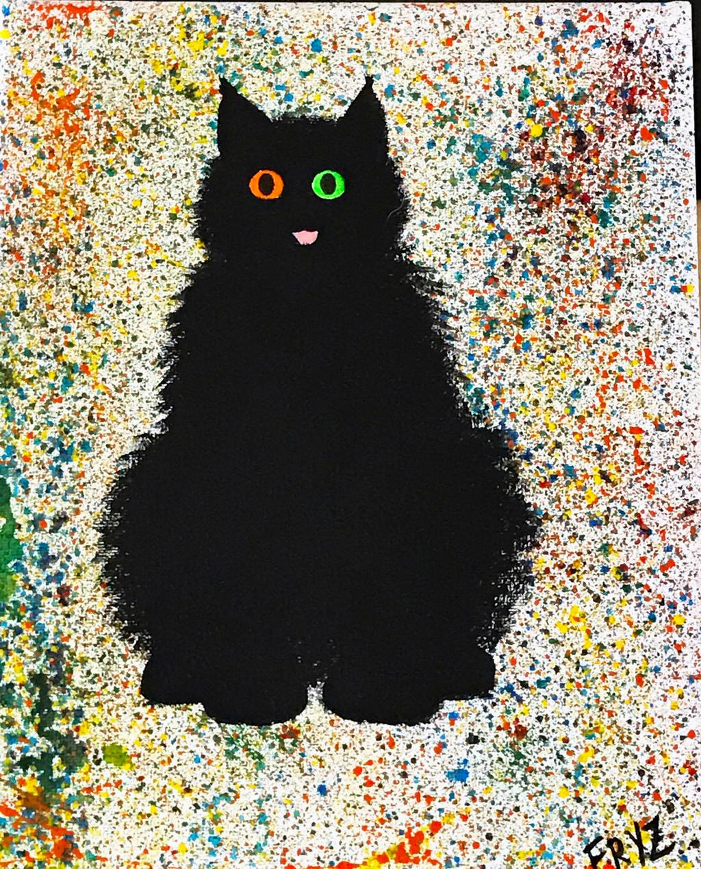silly kitten by x121887x