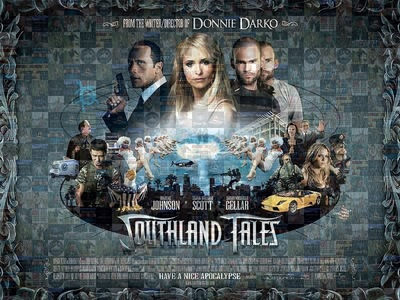 Southland Tales mosaic by NewYorker2010