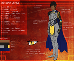 General Gyra Reference Sheet