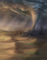 Oklahoma Weather by Vassalex