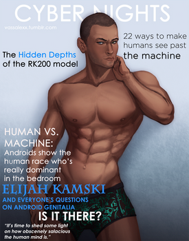 Cyber Nights: The RK200 Model
