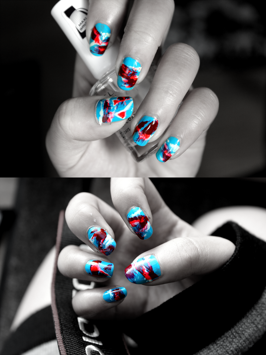 Kagerou Days Nails 8D by mchlsuKagerou Days Project