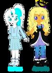 Haruna and Ausonia