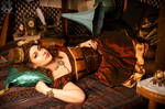 Steampunk Lullaby 4 ~ DD !!! by Elyra-Coacalina