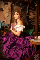 Steampunk Fairytale 2 by Elyra-Coacalina