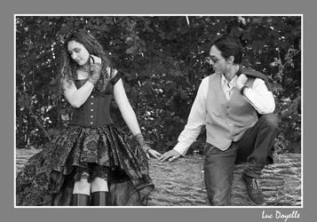 Alana and Marvin 1 by Elyra-Coacalina
