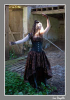 Dancing in the light by Elyra-Coacalina