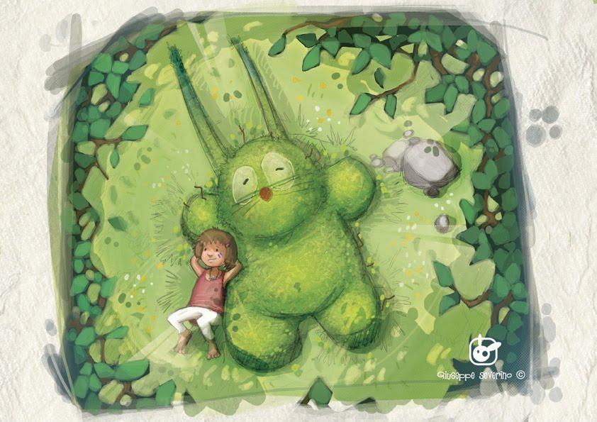 illustration for children 2 by GiusCB