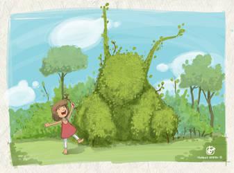 Illustration for children 3 by GiusCB