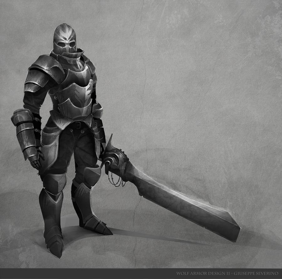 Knight by GiusCB