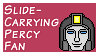 Perceptor Fan Stamp by Jeysie