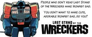 Ironfist Wreckers banner