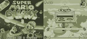 Super Mario Galaxy (Gameboy Edition)