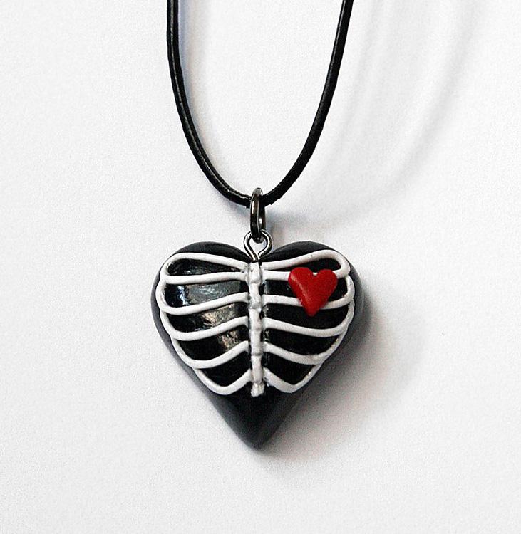 Ribcage Heart