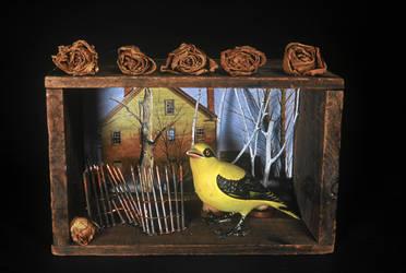Bird as Big as a House by marthafriend