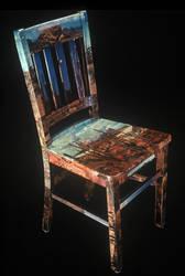 Cactus Chair by marthafriend