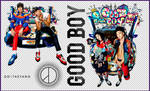 GD x Taeyang - Good Boy (PNGs Renders Pack)