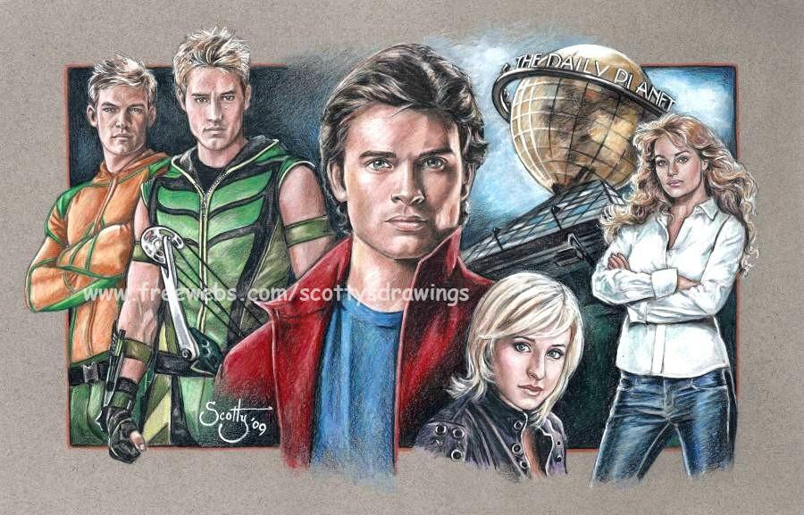 Smallville Adult Fanfiction 103