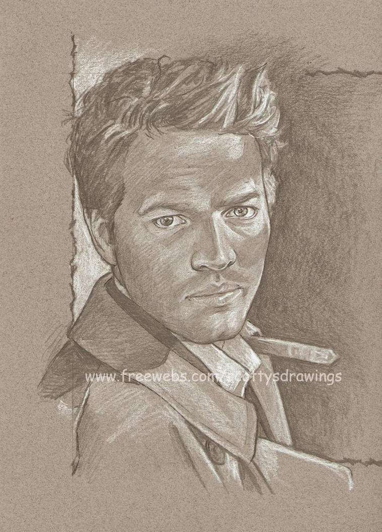 "WIP Supernatural ""Castiel"" by scotty309"