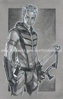 WIP Smallville Green Arrow by scotty309