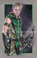Smallville_Green Arrow by scotty309
