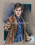 Doctor Who- The 10th Doctor