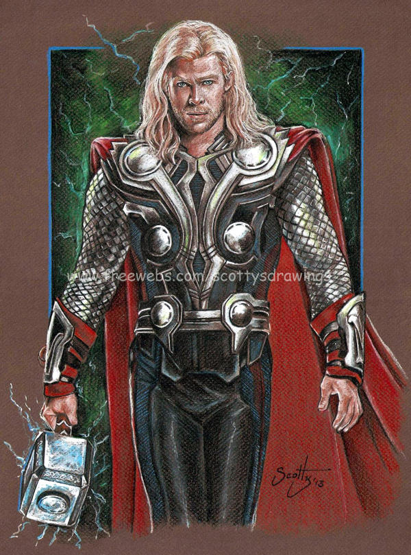 The Almighty Thor (2013) by scotty309