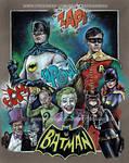 Batman And Robin - 1966 (2014)