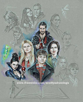 WIP Once upon a time  2014