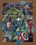 Avengers (2014).