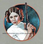 Star Wars - Princess Leia (2014)