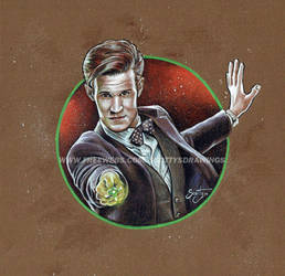 Doctor Who - 11th Doctor (2014)