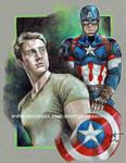 Steve Rogers - Captain America(2014)
