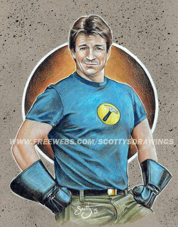 Captain Hammer (2015) by scotty309