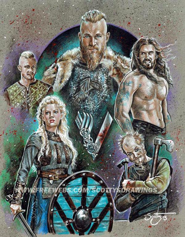 Vikings 2015 By Scotty309