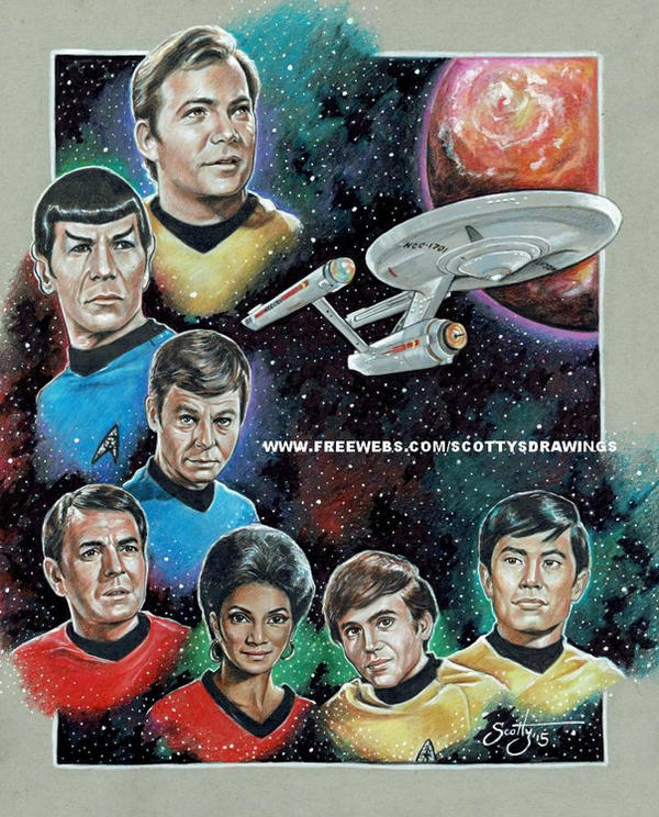 Star Trek (2015) by scotty309