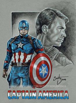 Captain America 2016