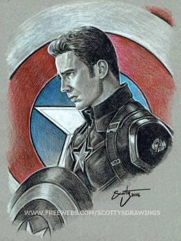 Captain America - Civil War 2016