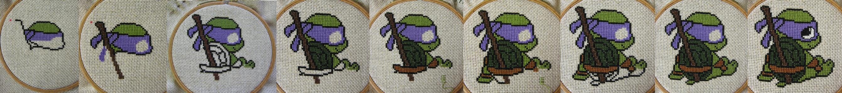 Donatello by Somniculosa